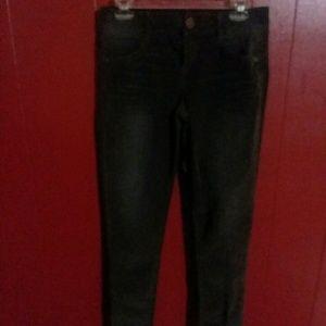 Maurice's corduroy skinny jeans